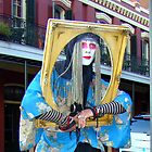 Person In A Frame by Wanda Raines