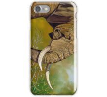 Elephant Days iPhone Case/Skin