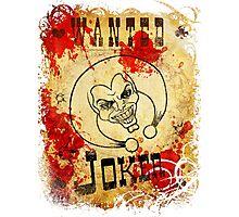 Joker Photographic Print