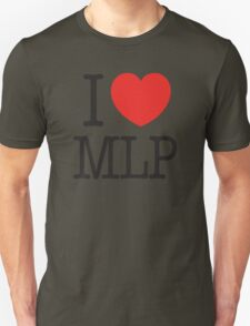 I LOVE MLP T-Shirt