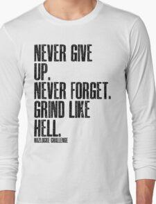 Nuzlocke Challenge! Long Sleeve T-Shirt