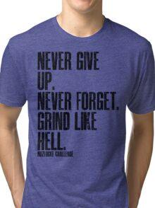 Nuzlocke Challenge! Tri-blend T-Shirt