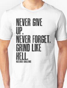Nuzlocke Challenge! Unisex T-Shirt