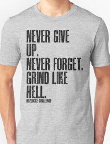 Nuzlocke Challenge! T-Shirt