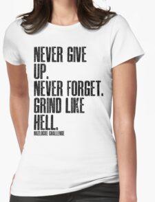Nuzlocke Challenge! Womens Fitted T-Shirt