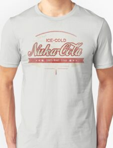 Retro Nuka-Cola T-Shirt
