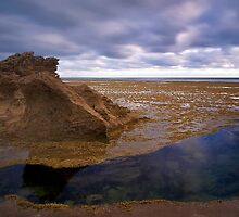 The Rockpool - Pt Lonsdale by Hans Kawitzki