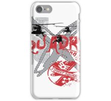 Westland Lynx Helicopter iPhone Case/Skin