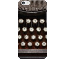 Steampunk - Things that changed iPhone Case/Skin