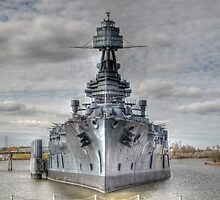 Battleship Texas  by venny
