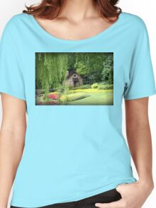 Lovely English Style Cottage In Orlando Florida Women's Relaxed Fit T-Shirt