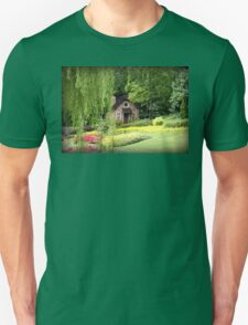 Lovely English Style Cottage In Orlando Florida T-Shirt