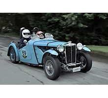 MG TC 1949 Photographic Print