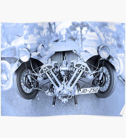 Morgan Supersport 1946 Poster