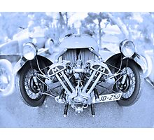 Morgan Supersport 1946 Photographic Print
