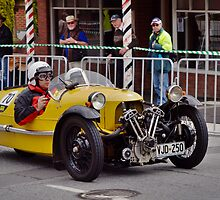 Morgan Supersport 1946 by Geoffrey Higges