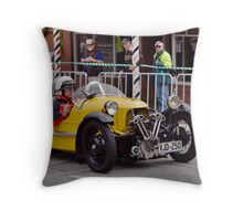 Morgan Supersport 1946 Throw Pillow