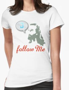 """Follow Me"" Christian T-Shirt T-Shirt"