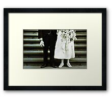 big day Framed Print