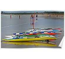 Ocean Grove surf carnival Poster