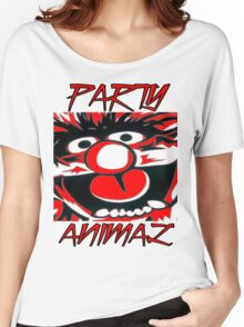 Party Animal(Muppets) Women's Relaxed Fit T-Shirt