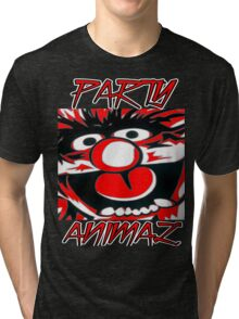 Party Animal(Muppets) Tri-blend T-Shirt
