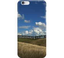 == Lines of Nature == Donny Brook – Country Victoria - Australia iPhone Case/Skin