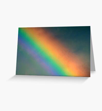 Yes, Rainbow. Greeting Card