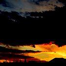 Black sunset. by Turi Caggegi