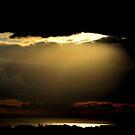 Sunrise in the shadow. by Turi Caggegi