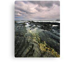 """Hymn of a Howling Wind"" ∞ Mimosa Rocks, NSW - Australia Canvas Print"