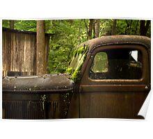 Vintage Dodge Truck Poster