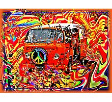 WOODSTOK2 KOMBI Photographic Print