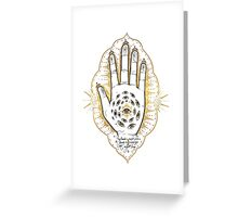 Read Your Body Greeting Card
