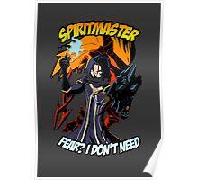 Aion - Spiritmaster Poster