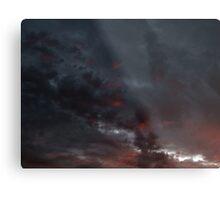 October Sunrise (0679) Metal Print