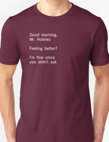 Scandal Text 1 T-Shirt