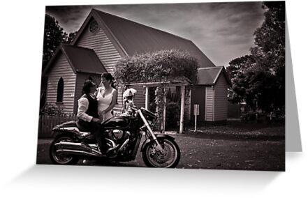 Chris & Julie by Rick Hoult
