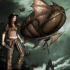 Black Ships Ate the Sky by Bethalynne Bajema
