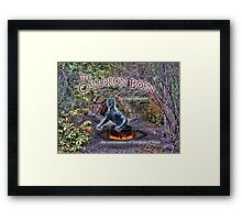 A Chronicle of Prydain Framed Print