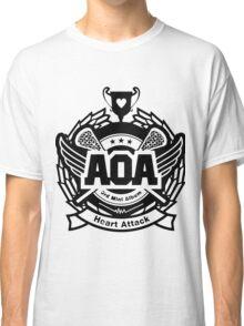 AOA Black Classic T-Shirt