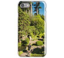 Bonsai, Japanese Tea Garden iPhone Case/Skin