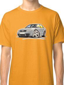 Audi S4 (B5) Silver Classic T-Shirt