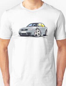 Audi S4 (B5) Silver T-Shirt
