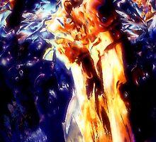 DARK BLUE SPIRIT by NATUREGIFTS