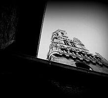 Bruges Belfort Tower by andrewlloyd