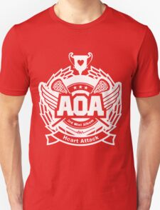 AOA White T-Shirt