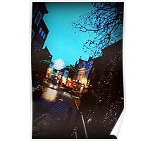 Bruges - Downtown Poster