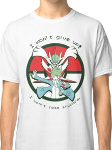 Pokémon OR/AS - Wally Speech Classic T-Shirt