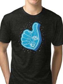 We're #42! Tri-blend T-Shirt